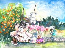 Go Teddy by Miki de Goodaboom