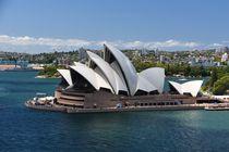 Sydney - Oper by usaexplorer