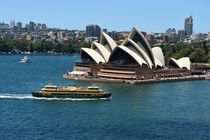 Sydney - Opera by usaexplorer