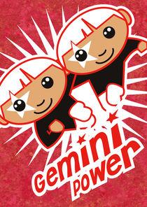 Gemini Power von Heinz Lenz