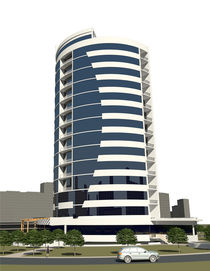 business centre concept by Ales Munt