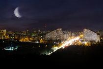 Chishinau at night by Ales Munt
