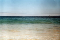 ocean silence by Gytaute Akstinaite