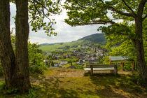 Sauerländer Dorfidylle von Heidi Bücker