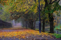 Autumn Leaves by sylvia scotting