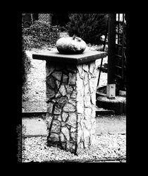 Pumpkin on a Pedestal