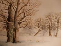 Winterlandschaft by Dorothy Maurus