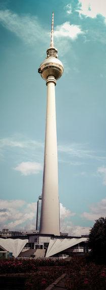 Fernsehturm Berlin by Jochen Conrad