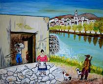 Paesaggio siciliano. von loredana messina