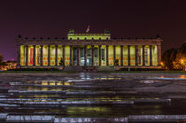 Altes Museum Berlin by Tommy Fischer