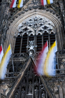 Cathedral Flags by dagino