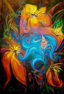 Blume Edens von Lydia  Knauf