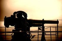 Wer hat die größte Kanone. by Bastian  Kienitz