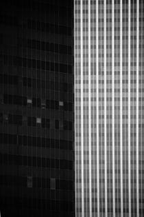 Hochhauskontraste von Bastian  Kienitz