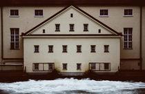 Wasserkraftwerk in München by Andreas Brauner