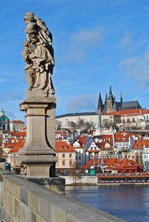 Karlsbrücke in Prag... 2 von loewenherz-artwork