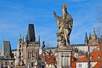 Karlsbrücke in Prag... 1 von loewenherz-artwork