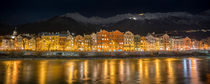 Innsbruck Mariahilf 13 von Rolf Sauren