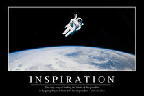 Inspiration Motivational Poster by Stocktrek Images