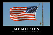 Memories Motivational Poster by Stocktrek Images