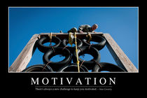 Motivation Motivational Poster von Stocktrek Images