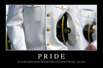 Pride Motivational Poster by Stocktrek Images