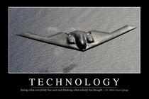 Technology Motivational Poster von Stocktrek Images