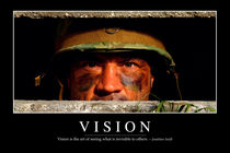 Vision Motivational Poster by Stocktrek Images