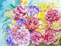 Blumenarrangement by Irina Usova