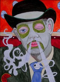 THE BOOGYMAN von Ron Moses