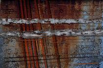 'rot streif rost' by dirk obendiek