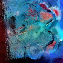 Dinnerparty abstrakt von Christine Bässler
