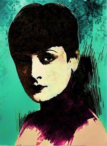 LYA DE PUTTI. by DIDIER HANSON