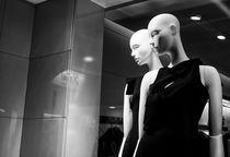 Mannequins von Frank Stettler