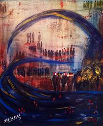 Die Welle by Monika Missy