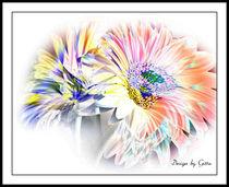 Digitaler Blumentraum 23 von bilddesign-by-gitta