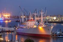 Hamburg : Museums-Frachtschiff Cap San Diego von Torsten Krüger