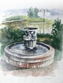 Fountain / Brunnen von J.P. Texon