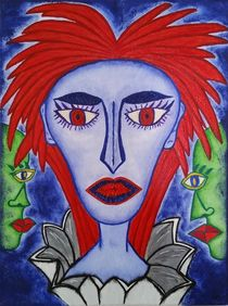 Red Woman by nimissa