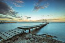 Steg Pelzerhagen Ostsee Meer von Dennis Stracke