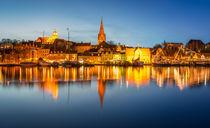 Goldenes Flensburg by Volker Klau