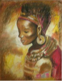 Afrikanerin nach ... von Hildegunde Riemann