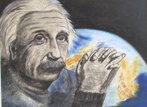 Einstein von Hildegunde Riemann