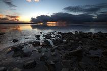 Wolkenspiel an der Nordsee by Alexander Fouquet