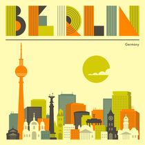 BERLIN by Jazzberry  Blue