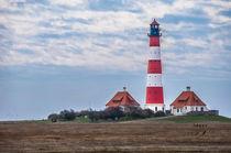 Sankt Peter Ording XII Leuchtturm Westerhever von elbvue von elbvue