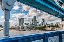 City of London III  von elbvue von elbvue