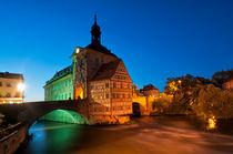 Altes Rathaus von Bamberg von Frank Mitchell