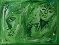 Grüne Frauen von wiebke