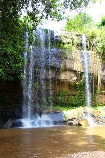 Traumhafter Wasserfall - Shedrick Falls by ann-foto